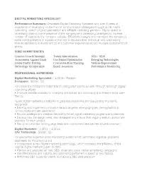 Air Force Resume Template Targeted Resume Template Air Force