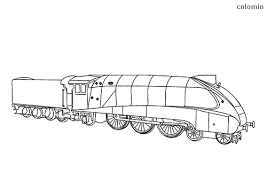 > freight train coloring page. Trains Coloring Pages Free Printable Train Coloring Sheets
