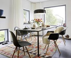scandinavian dining room tables. Beautiful Scandinavian Dining Table Featuring Vintage Chairs And A Bench View In Gallery For Scandinavian Dining Room Tables