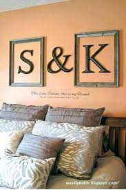 letter decor for wall wall letters decorative initial home decor s s metal wall letters home decor
