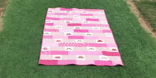 pink picnic rugs