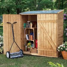 install small garden sheds with attractive designs and styles carehomedecor