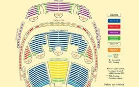 O Theatre Bellagio O Seating Chart Bedowntowndaytona Com