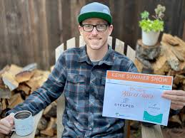 The packs are fully compostable and nitrogen flushed to lock in freshness up to six months (or longer!). Name Dropping Steeped Coffee Brews Up Show Award Santa Cruz Sentinel