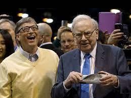 Warren Buffett: Bridge, golf and mattress testing: Inside Bill Gates and Warren  Buffett's many years of friendship - The Economic Times