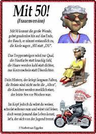 50 Geburtstag Gedicht Lustig