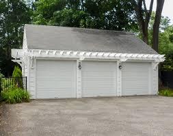 garage door pergola plans ideas