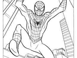 Small Picture 20 Spiderman Coloring Pages Online Free Spiderman Logo Coloring