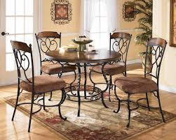 Hops 4pc Round Dining Table And Chair Set