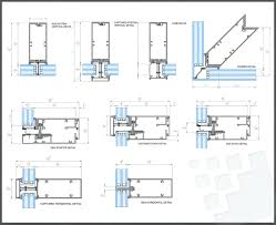 dreaded spider curtain wall detail dwg pictures inspirations