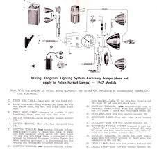 1947 wiring diagrams 1947 accessory wiring diagram