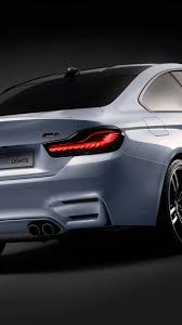 bmw m4 iphone 6 wallpaper. Plain Bmw Bmw M4 Back View White Cars On M4 Iphone 6 Wallpaper L
