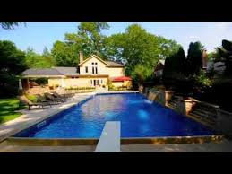 mansion with indoor pool with diving board. Rectangular Swimming Pool 20x40 With Auto Cover, Solar, Safety, Winter Cover Long Island GAPPSI Mansion Indoor Diving Board