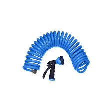 dramm hoses garden coil hose system rubber