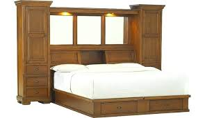 bedroom wall unit headboard. Bedroom Wall Unit Headboard Valley King Bed With Storage At Size E