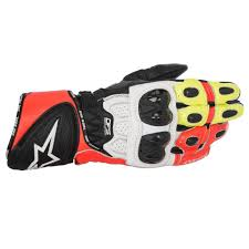 Gp Plus R Leather Glove