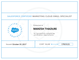 How To Prepare For Marketing Cloud Email Specialist