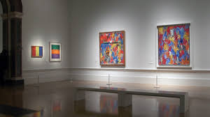 one hopes for something resembling truth some sense of life even of grace to flicker at least in the work jasper johns 2006