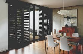 cafe shutters divider rails