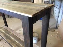 Diy Pallet Sofa Table Plans Conceptstructuresllccom