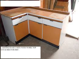 Orange And White Kitchen Thbohygenakit01 Hygena Orange And White Kitchen Trevor Howsam
