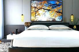 bedroom pendant lighting bedside lights table light height lig
