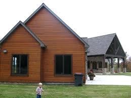 Log Look Vinyl Siding Home Depot Faux Cedar Siding Faux Log Cabin