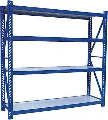heavy duty storage racks metal shelving home depot