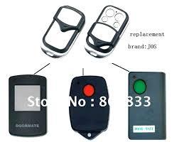 universal garage door remote keychain with visor clip craftsman control er opener keypad klik2u