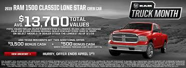 tx ram1500 lone star march