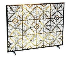 decorative fireplace screens decorative fireplace screens f stained glass fire decorative fire guards screens uk