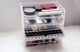 muji makeup organizer mesmerizing storage on the hunt