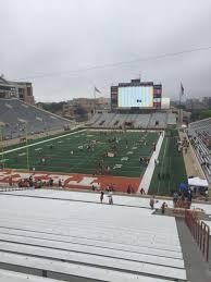 Texas Memorial Stadium Section 15 Home Of Texas Longhorns