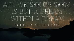 Dream Within A Dream Quote Best of Google Image Result For Http24mediatumblr