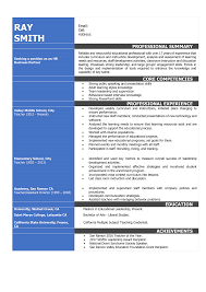 Effective Resume Examples 2016 Before and After Resume Examples ResumeYard 57