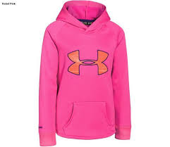 under armour youth hoodie. under armour girl\u0027s youth rival hoodie