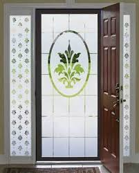 Decorative Door Designs Designer Glass Decorative Door Glass Wholesale Trader from Bengaluru 74