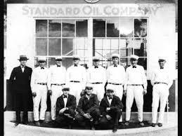 Resultado de imagen de California de Arabia Standard Oil Company
