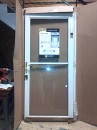 Decorating pella door repair pictures : Door Handle: pella storm door handle replacement parts Pella Storm ...