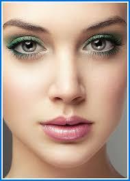 cute makeup ideas for green eyes