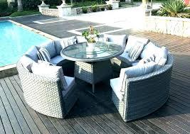 circular outdoor furniture round garden table cover circular garden furniture circular garden furniture lovely circular rattan