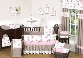 pink elephant nursery decor attractive image of baby girl nursery room with unique baby girl crib bedding set astounding pink elephant baby shower