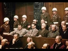 charges in nuremberg trials