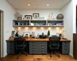 office decoration idea. Home Office Remodel Brilliant Decoration Ideas Lovely Idea Dual Desk