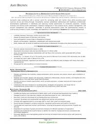 Medical Sales Resume Examples Unusual Pharmaceutical Sales Resume Examples Medical Sales Resume 5