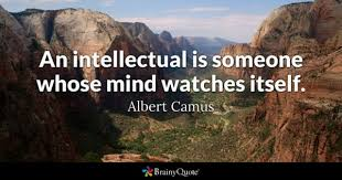 Intellectual Quotes BrainyQuote Magnificent Intellectual Quotes