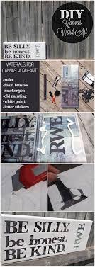 view in gallery diy canvas word art tutorial