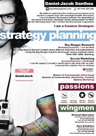 my new creative cv the creative strategist my new creative cv