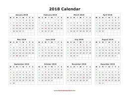 free printable 12 month calendar free printable 12 month calendar 2018 printable calendar 2018