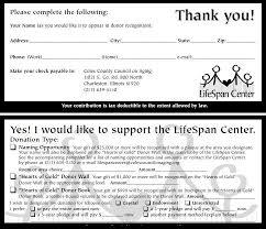 Fundraising Donation Pledge Form Template On Pinterest Oninstall